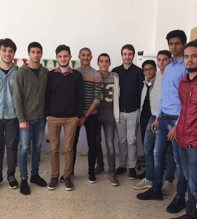 Students from Italy Come Home After a Very Instructive Month of Work in German Companies